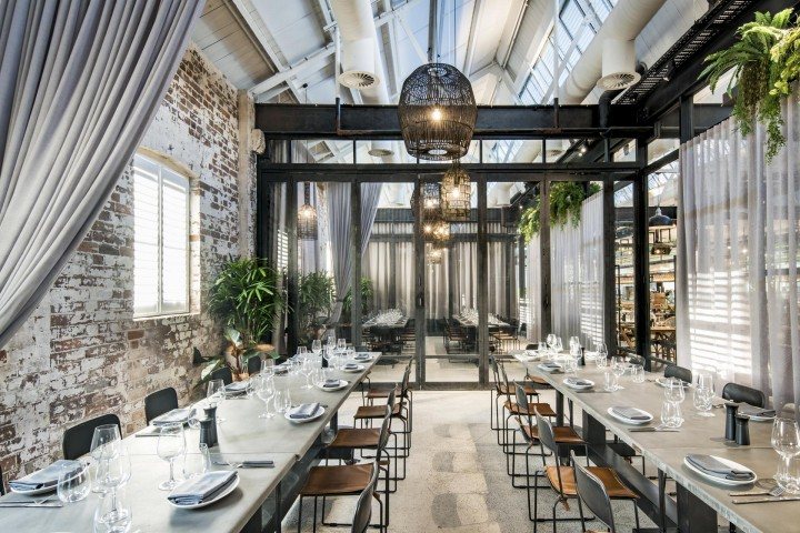 Inside Private Dining