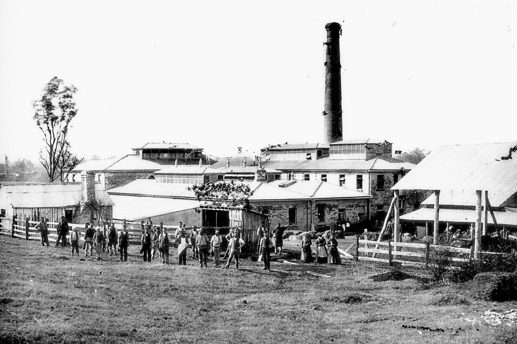 The Paper Mill Historic